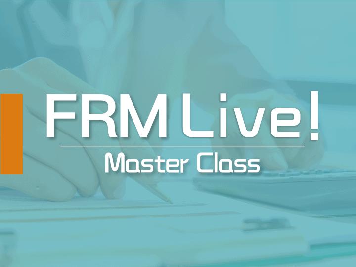 FRM 网课在线课程 // 世达教育 加拿大 FRM 考研权威培训机构