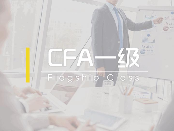CFA Level 1 旗舰培训网课班 // 世达教育 加拿大CFA权威教育