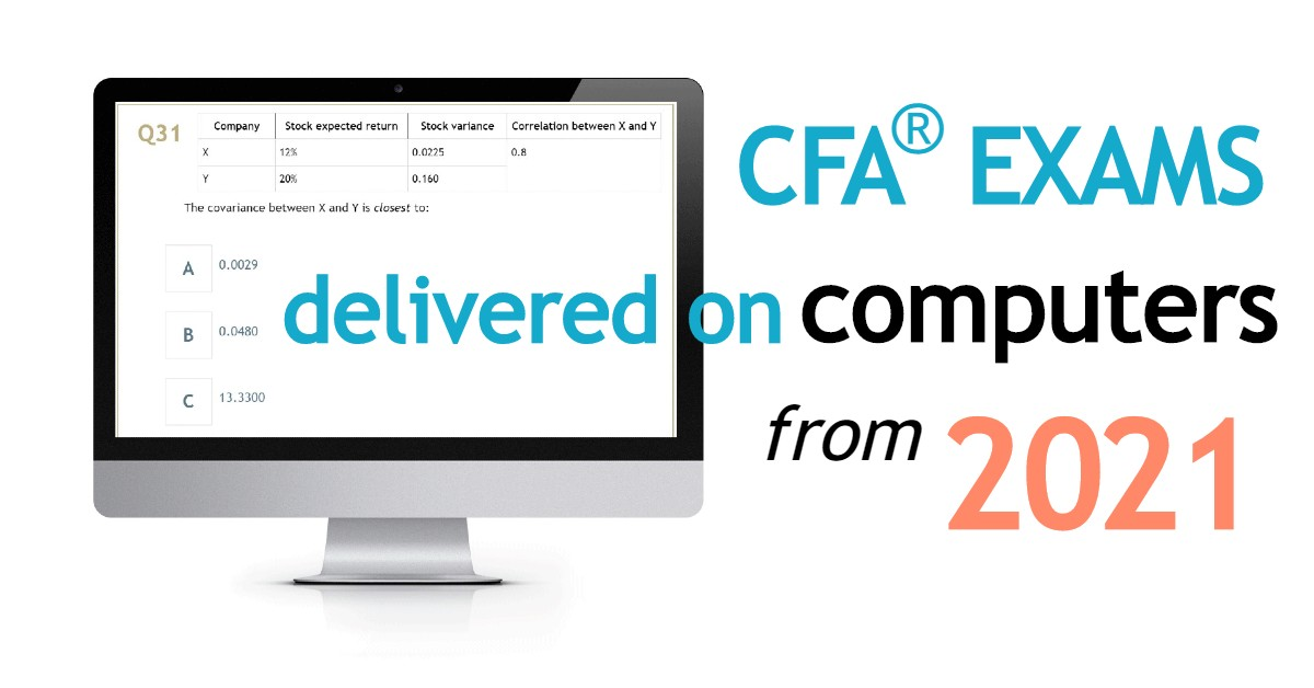 为什么要考CFA证书