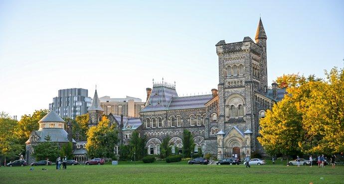 多伦多大学 - University of Toronto