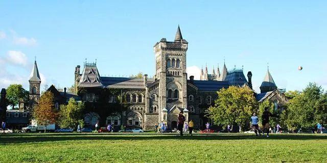 多伦多大学研究生申请材料