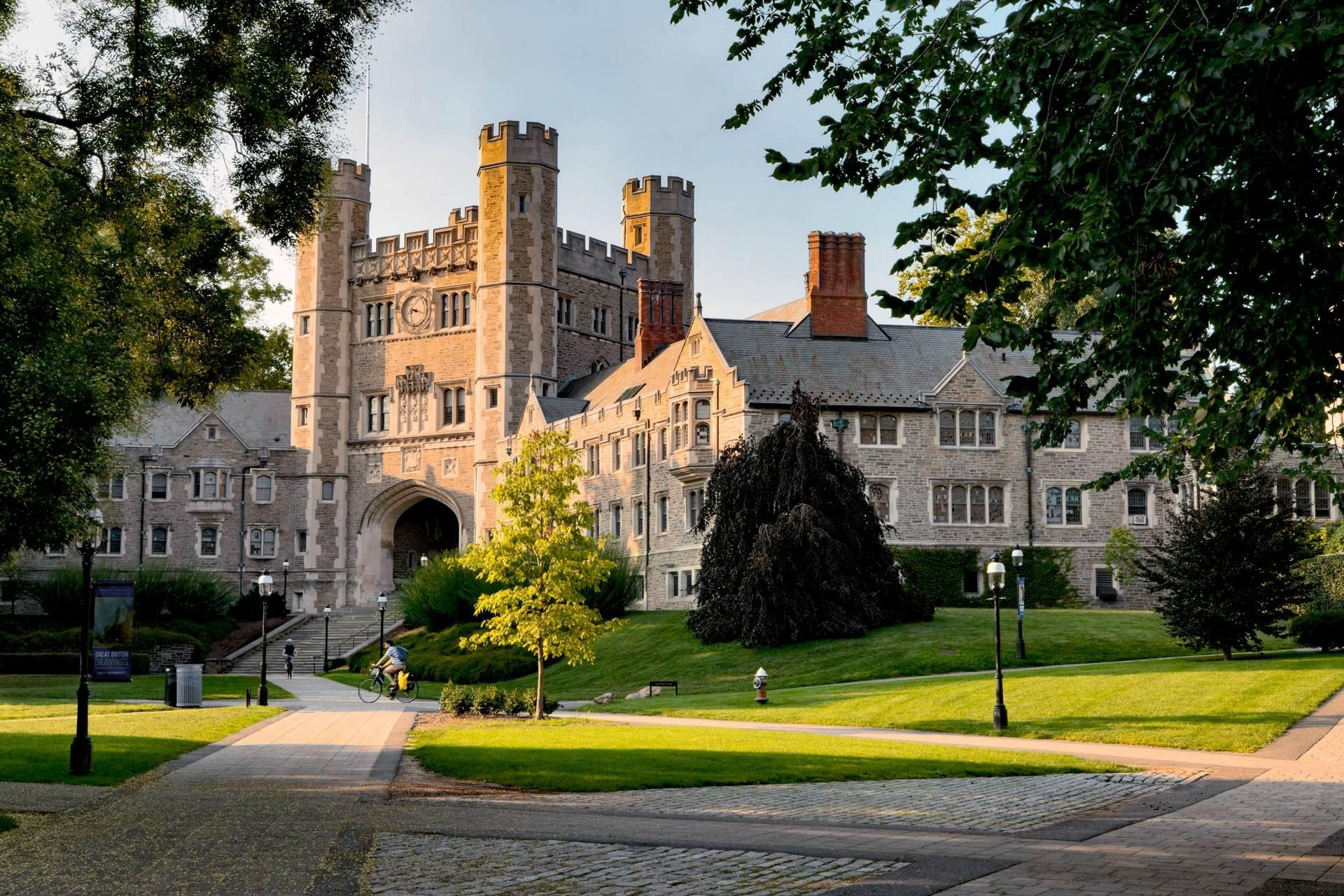 美国普林斯顿大学